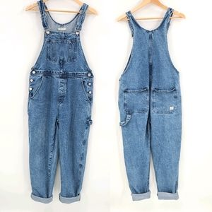 Twik Denim 1967 Inspired Stone Washed Overalls